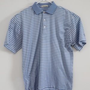 Mens PETER MILLAR Grayhawk Golf Club Polo Shirt